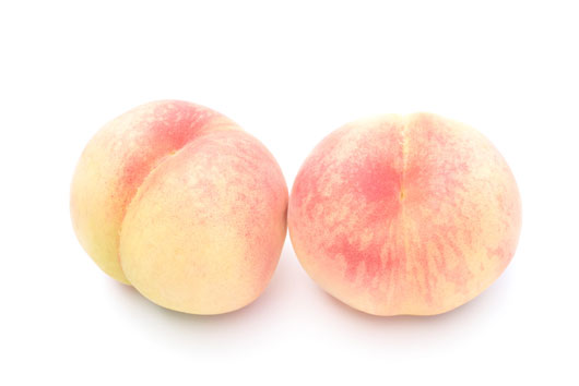White Peach Gladys